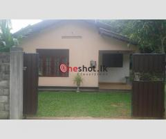 House For Sale In Minuwangoda
