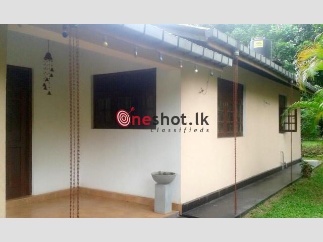 HOUSE FOR SALE - MINUWANGODA